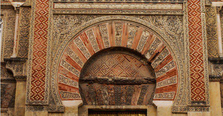 Imagínate la puerta de tu universidad...¡está es otra! (Fuente: iStock)