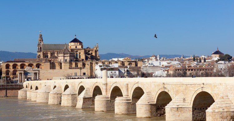 Este puente lleva en pie desde el siglo I a.C. (Fuente: iStock)