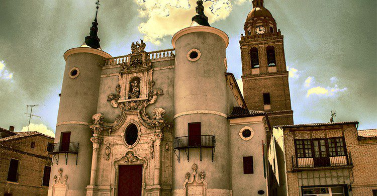 Rueda, en Valladolid (Fuente: Ildefonso Gómez Sierra / Flickr)