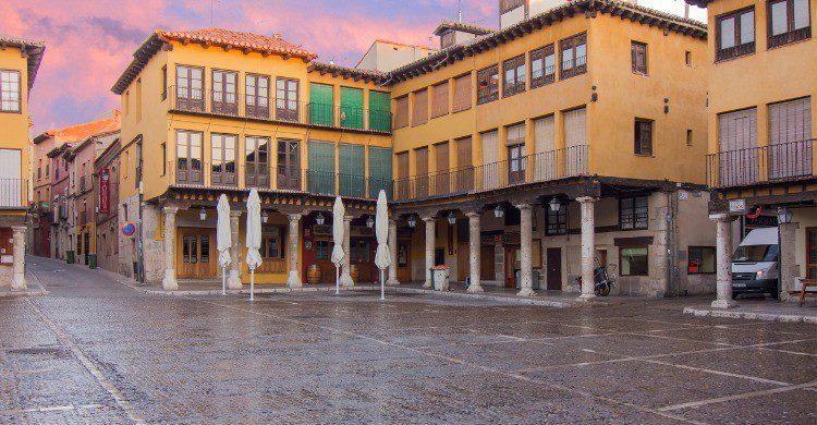 Tordesillas, en Valladolid (Fuente: iStock)