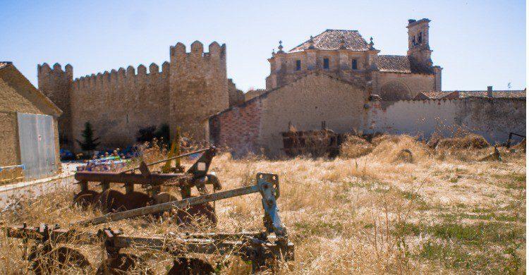 Urueña, en Valladolid (Fuente: iStock)