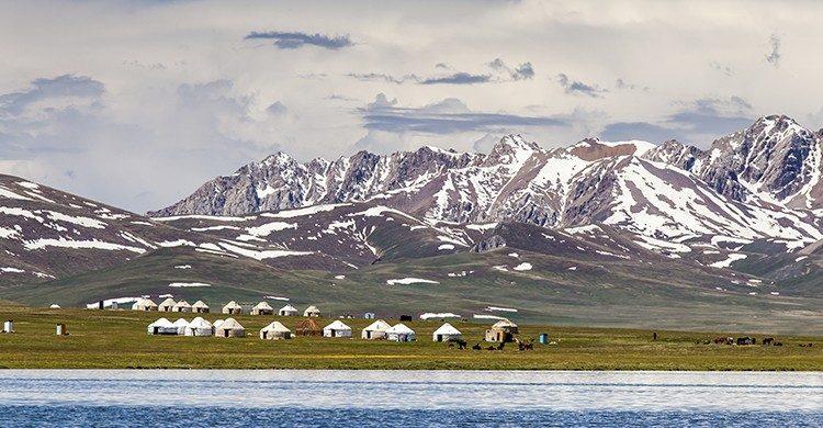 Encuentrate en Kirguistán(Istock)