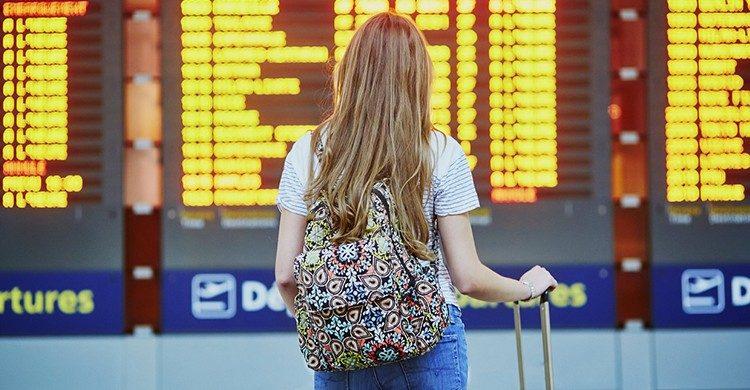 Busca vuelos baratos a Londres (Istock).