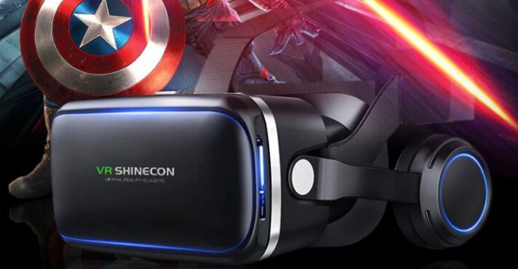 Gafas de realidad virtual (Aliexpress)