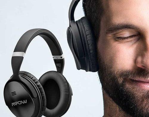 10 mejores auriculares con cancelación de ruido-auriculares MPOW H5.jpg