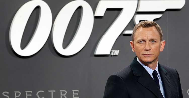 nueva pelicula de james bond