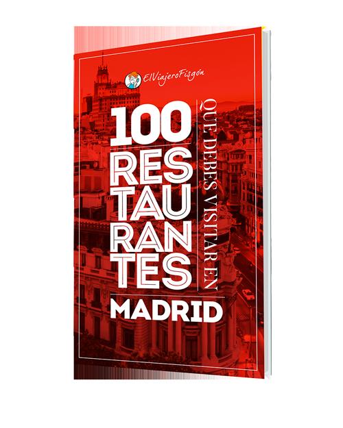 Guía de los 100 restaurantes imprescindibles de Madrid