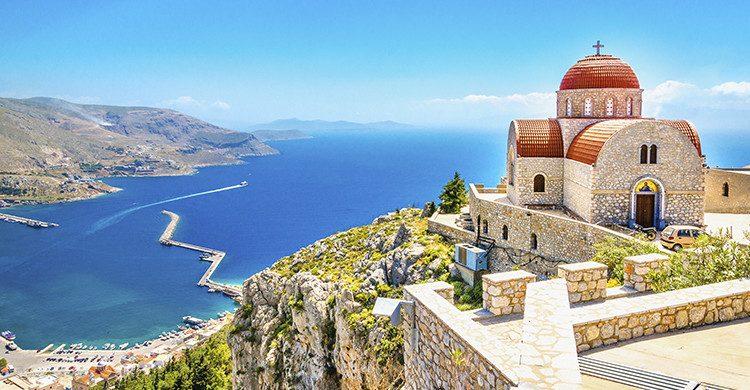 Creta, la isla más grande de Grecia(Istock)