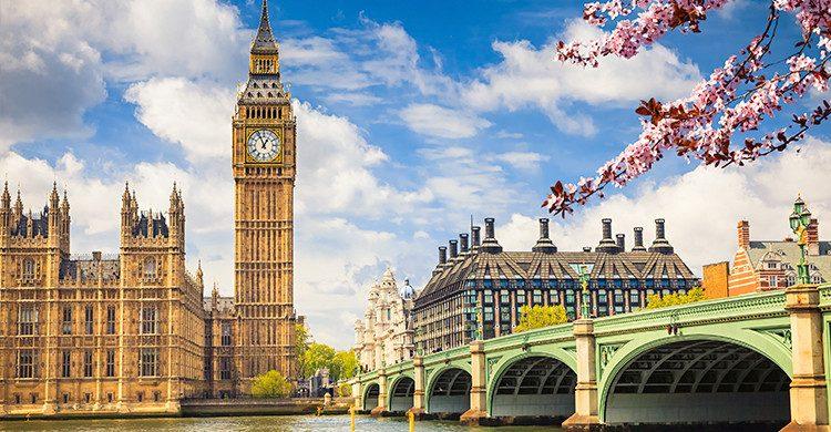 Londres en Primavera (Istock)