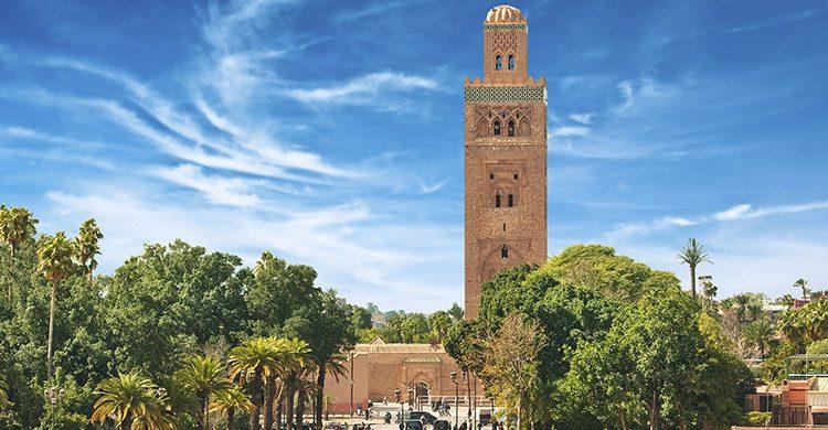 Plaza principal de Marrakech(Istock)