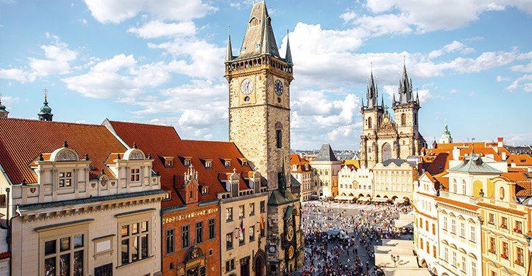 No pierdas la oportunidad de conocer Praga(Istock)