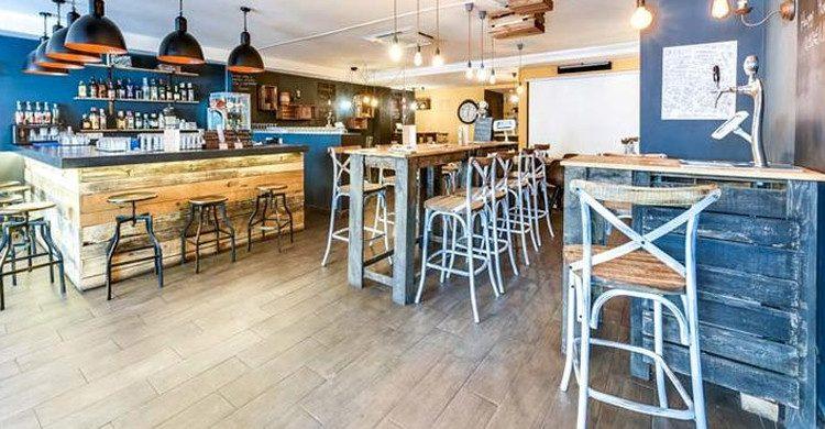 Los Grifos restaurante en Malasaña (