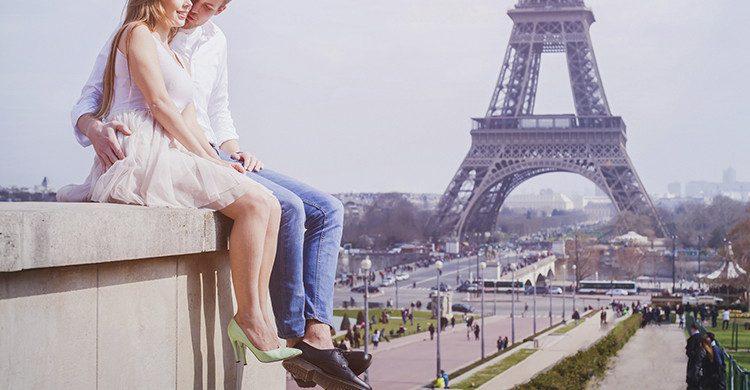 No enamorarse en París es casi imposible (Istock)