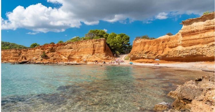 Playa Sa Caleta, Ibiza (Istock)