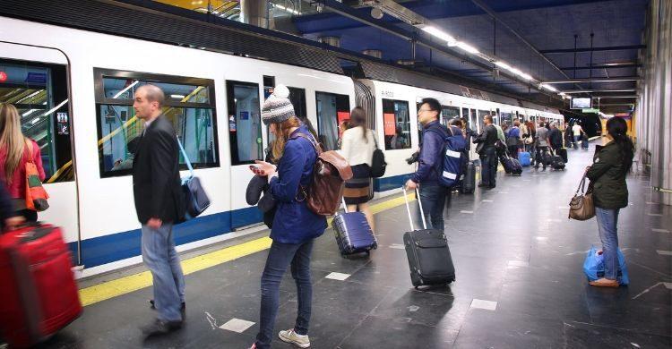 nuevo horario de apertura del Metro de Madrid (Istock)