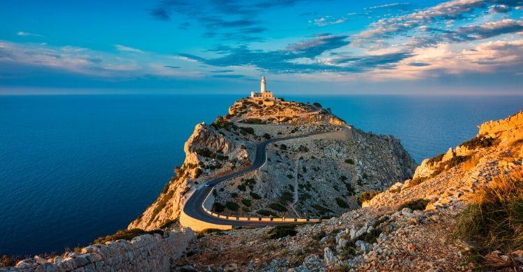 Faro de Cap de Formentor en Mallorca (istock)