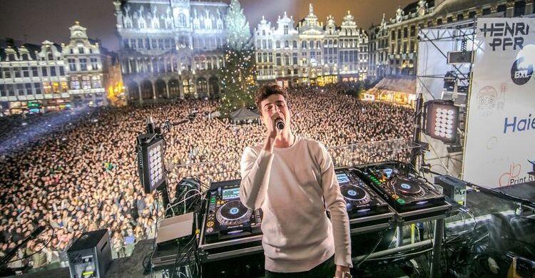 Música y espectáculos callejeros en Bruselas. Fuente: Brussels Airlines