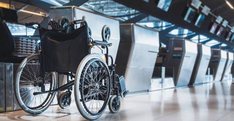 La silla de Belén cumple todos los requisitos necesarios para poder volar (Istock)