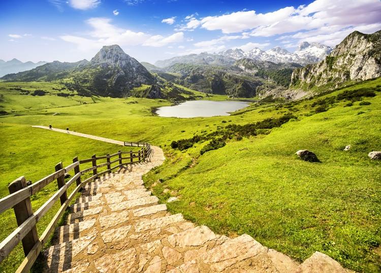 Asturias, naturaleza en vivo. Foto: iStock