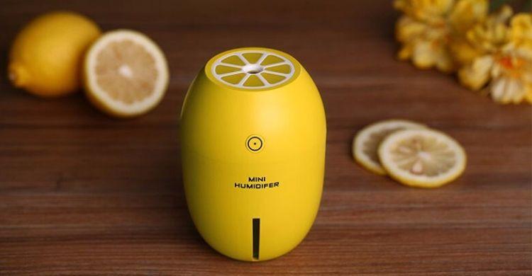 Humidificador en forma de limón (Aliexpress)
