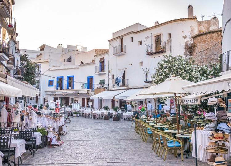 La isla de Ibiza, una elección perfecta para Semana Santa. Foto: iStock