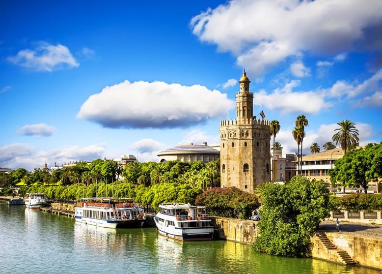 La Semana Santa siempre es especial en Sevilla. Foto: iStock