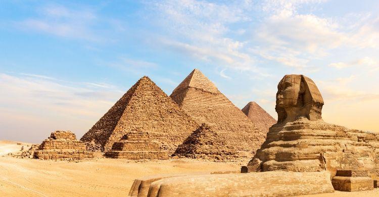 Pirámides de Guiza (iStock)