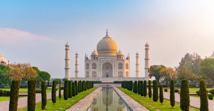 El Taj Mahal, en India (iStock)
