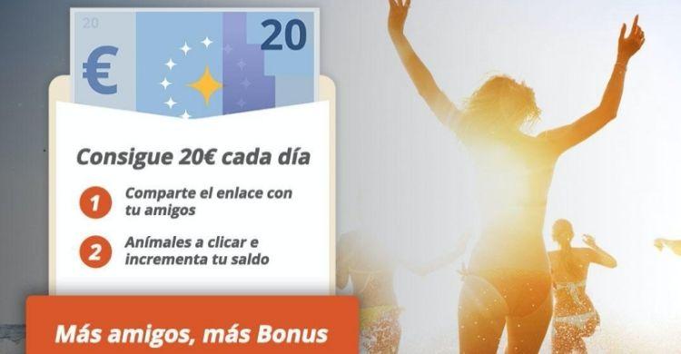 Bono AliExpress 20 euros