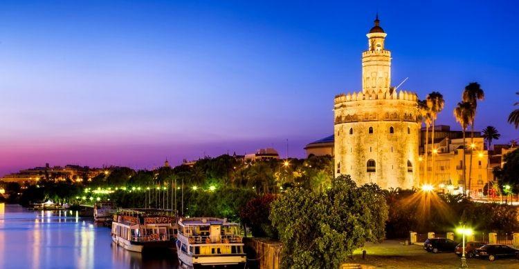 Sevilla tiene un color especial (iStock)