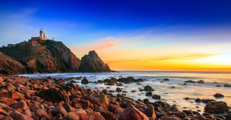 La belleza de Cabo de gata es única (iStock)