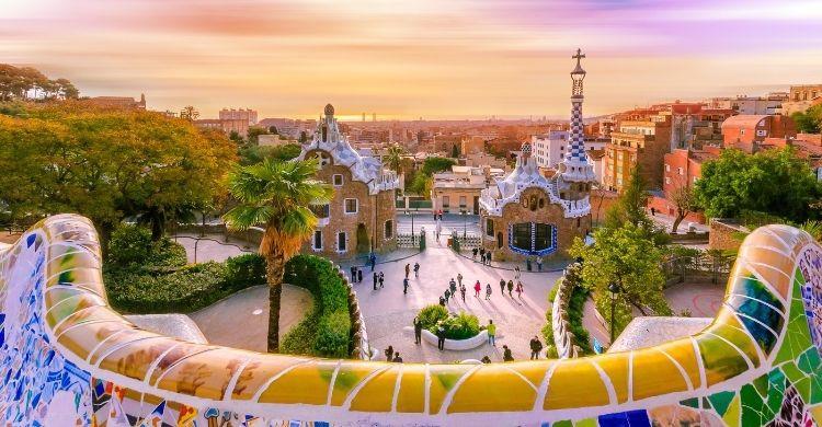 Las obras de Gaudí destacan por Barcelona (iStock)