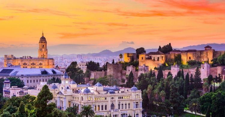 Málaga nunca dejará de sorprender (iStock)