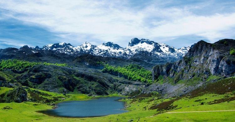 Lagos de Covadonga (Istock)