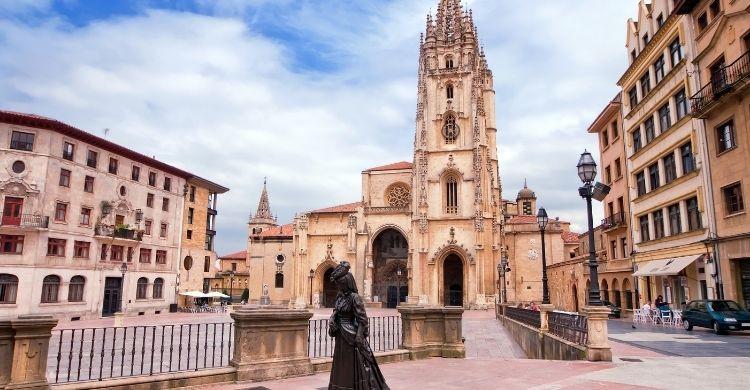 Catedral de Oviedo (Istock)